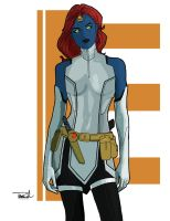 Mystique by tsbranch