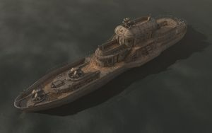 Grunge Steam Cruiser - Raw Day by eRe4s3r
