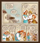 Webcomic - TPB - Long Overdue - Page 18 by Dedasaur