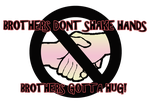 brothers dont shake hands by wislingsailsmen