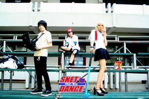 SKET DANCE by RabbitRuka