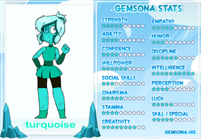 Turquoise Stats by leo0125