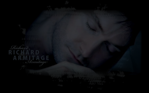 Richard Armitage Wallpaper by mybeckett