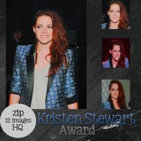 Kristen Stewart Award by PrettyMuffin