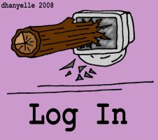 Log In by Dhanyelle