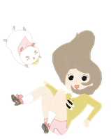 Bee and Puppycat by didilu
