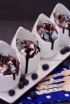Easy Chocolate Marshmallow Mousse Parfaits by theresahelmer
