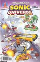 Sonic Universe 34 by Carnage-Kitsune