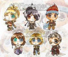 Extra-SD-Project FFX by oOFlorianeOo