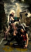 Camille and Alyne - The End by FrizzyCubePhotos
