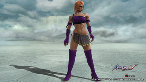 Lexa - Soul Calibur 5 - 43 by SOLDIER-Cloud-Strife