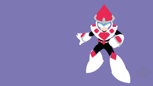 Jewel Man Minimalist Wallpaper by Oldhat104