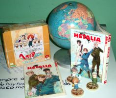 My Hetalia Collection I by Ale-L