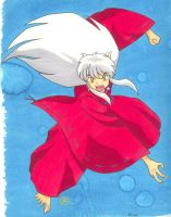 InuYasha - color by TalisX