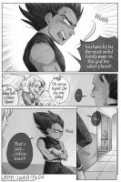 DBZ - Luck is in Soul at Home - Luck 8 Page 24 by RedViolett