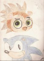 Two Best Hedgehogs by CobaltBrony