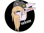|Sini-Profile-Welcome| by LadyPuncake