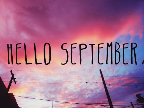 Hello september by artsims2