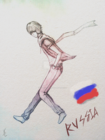 APH Russia by wolfspirit5511