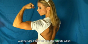 Blondechic 15 by TheMuscleGG