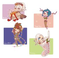 NY chibi batch by Next--LVL