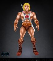 He-man by Dean-Irvine