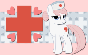 Nurse Redheart WP 2 by AliceHumanSacrifice0