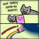 POPTART. GRAB MY BODY. by Jaden-Lau