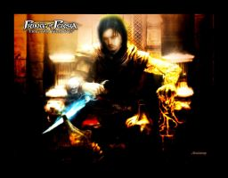 Orlando as Prince of Persia by TheRealImp