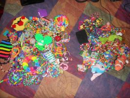 My Kandi Collection:D by Starstruck-Sadie