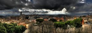perugia hdr panorama by uurthegreat