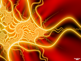 Light-Fractals WP Series by FreakCaller