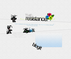 RESISTANCE I by silentcrash