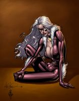 Black Cat by ConfuciusRetaliation