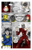 Universe's End Page 32 by mja42x