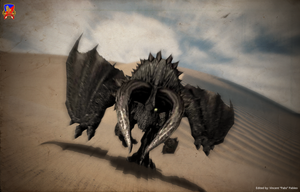 Black Diablos Charge by hellkite527