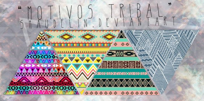 Tribal - Motivos by coral-m