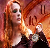 Time After Time Detail 2 by amethystmoonsong