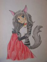 Furry Girl by Aluciel286