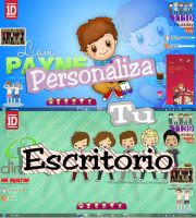 Pack de perzonalizacion One Direction by KissOfPrincess