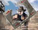 Doomtown: John ''Aces'' Radcliffe by shiprock