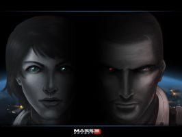 Mass Effect 3 by pen-gwyn
