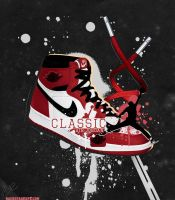 Classic Air Jordan by sha-roo