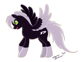 My Little Phantom :3 by Gryphonia