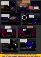 Sonic the Hedgehog Z #8 Pg. 20 July 2014~200thPage by CCI545