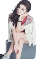 Kim Yoo Jung PNG by Yourlonglostsister