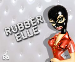 Rubber Elle by Desire Doll by DesireDoll