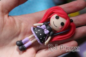 boneca ruiva by theredprincess