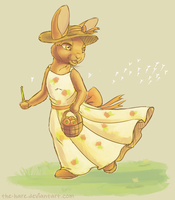 There she goes. There she goes again by The-Hare