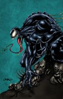 Venom Colored by likwidlead
